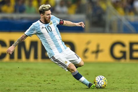World Cup qualifiers 2018: Argentina vs
