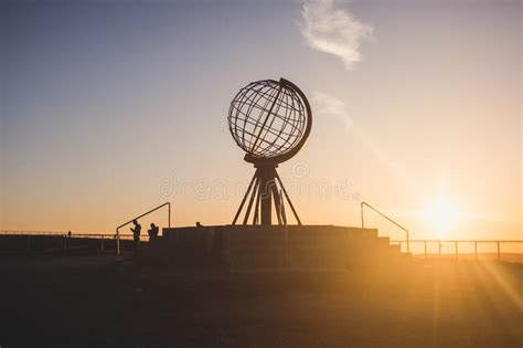 View Of Nordkapp, The North Cape, Norway, The Northernmost