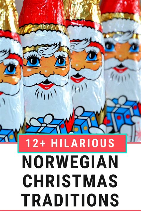 (Hilarious) Norwegian Christmas Traditions and How we