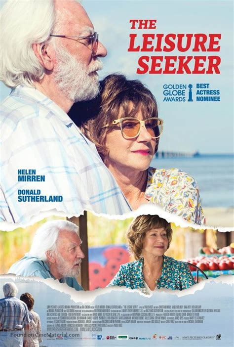 Movie Review - The Leisure Seeker (2017)