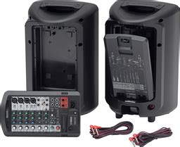Yamaha STAGEPAS 400 BT Portable Pa System (All - in - one