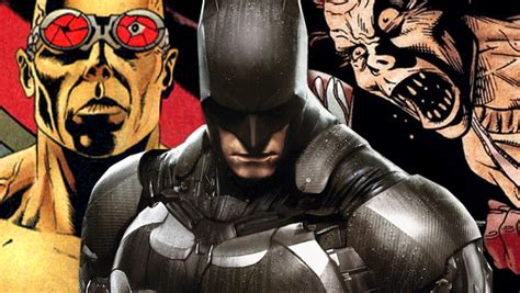10 Unused Villains Who Should Be In The Next Batman Video Game