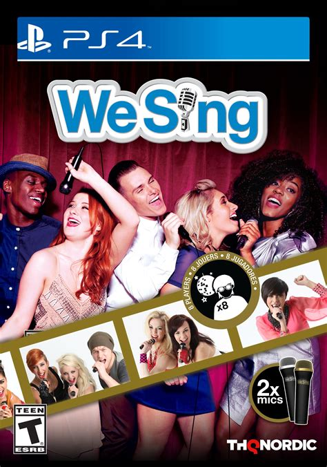 We Sing Release Date (Xbox One, PS4)
