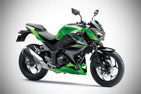New Kawasaki Z250 launched in India at a price of INR 3