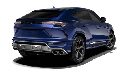 Here Is How We Would Configure Our Lamborghini Urus