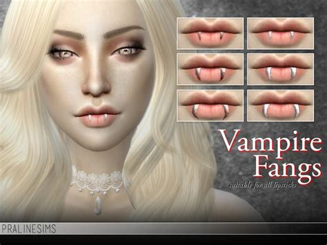 Sims 4 CC's - The Best: Vampire Collection by Pralinesims
