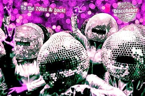 Party - To the 70ies and back to 2017 - Der Disco Freitag