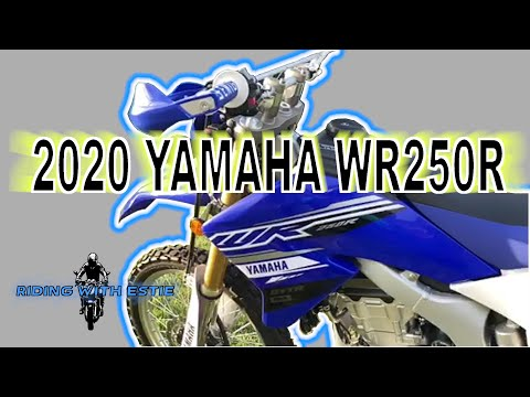2013 Yamaha WR250R Review - Top Speed