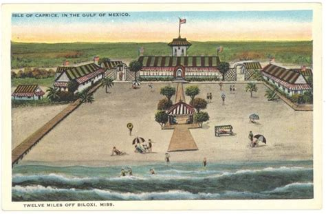 Isle of Caprice: Mississippi's Lost Barrier Island