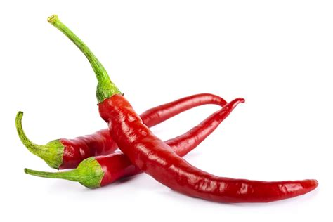 Types of hot peppers