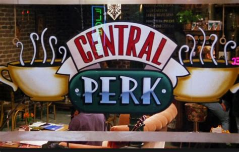 Are Central Perk coffee shops from 'Friends' about to