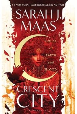House of Earth and Blood (PB) - (1) Crescent City - C