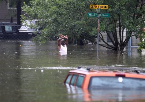 Houston Couple's Home Flooded For 3rd Time In 2 Years