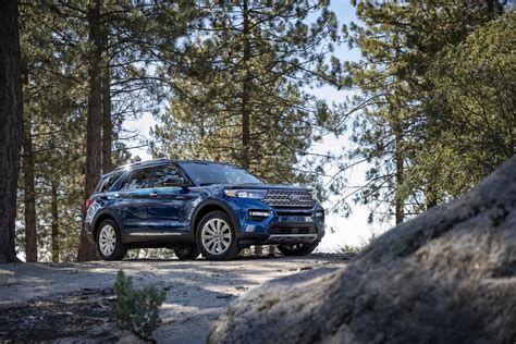 2020 Ford Explorer | Top Speed