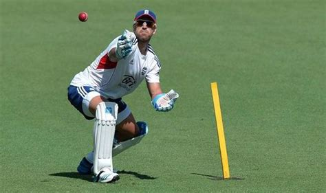 England wicket-keeper Matt Prior hopeful for Ashes first