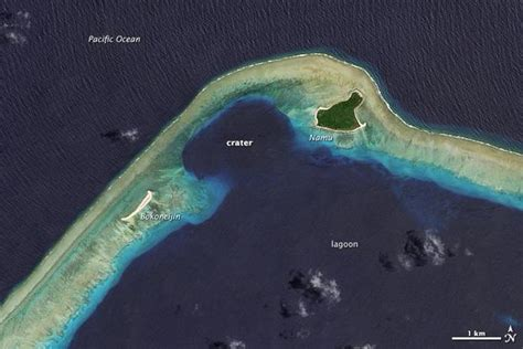 Bikini Atoll: 60 years after the dawn of the nuclear age