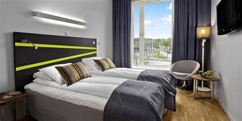 Standard Room Twin | Thon Hotel Ullevaal Stadion | Thon Hotels