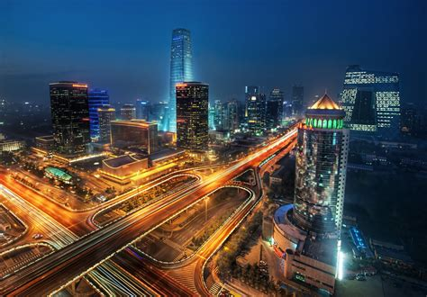 Bustling Beijing | Getting this photo was not easy at all