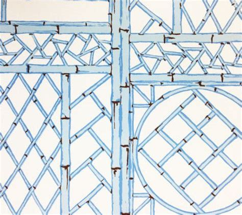 Trellis wallpaper, Products and Brown on Pinterest