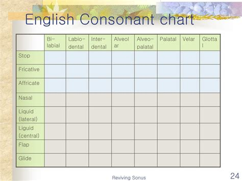 PPT - Phonology: The Sound Pattern of Language PowerPoint