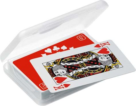 TRAVEL PLAYING CARDS - TRAVEL size