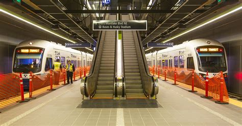 Check out UW's new light-rail station — and how it could
