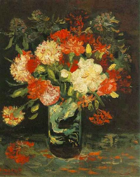 Vincent van Gogh: The Paintings (Vase with Carnations)