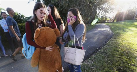 Florida shooting: At least 17 killed in deadly school