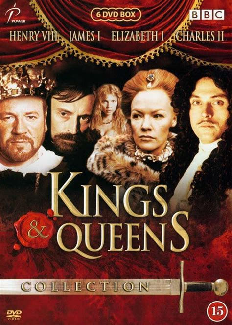 Kings And Queens - Bbc DVD → Køb TV Serien her - Gucca