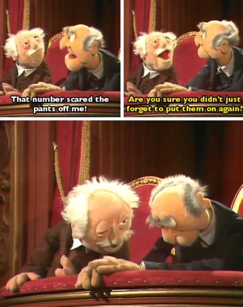 22 best images about Waldorf and Statler on Pinterest