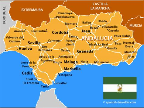 Andalusia - Travel Guide to Andalusia in Spain