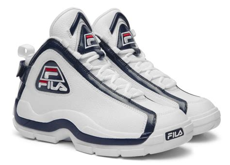 Tupac Fila Grant Hill Shoes | Sole Collector