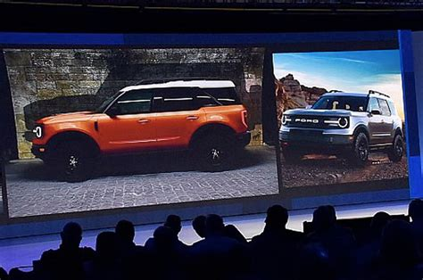 2021 Bronco Will Get Removable Doors and Roof, Two