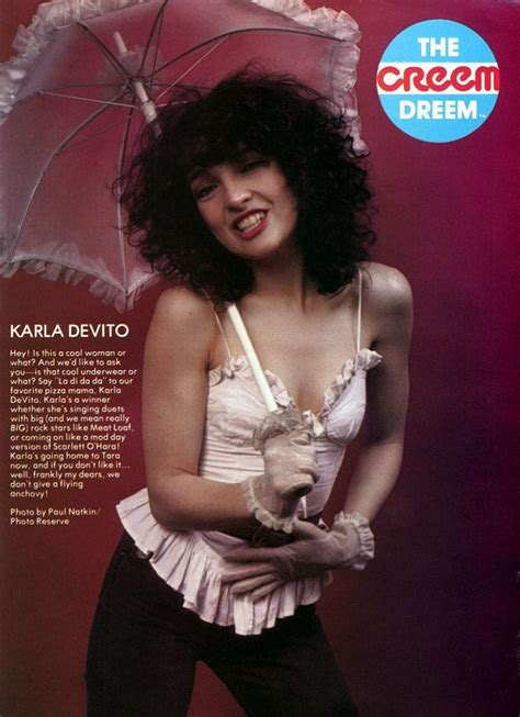 KARLA DEVITO – Is this a Cool World or What? - (Epic