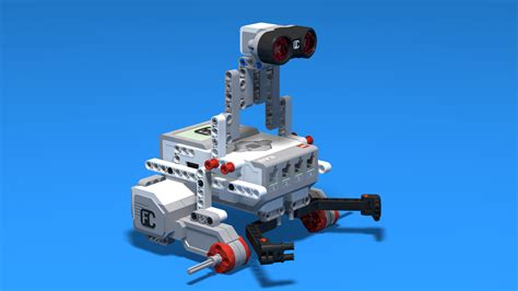 FLLCasts | Simple Catch Bot - LEGO Mindstorms Robot for