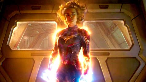 Captain Marvel's Twitter Reactions Are Glowing - GameSpot