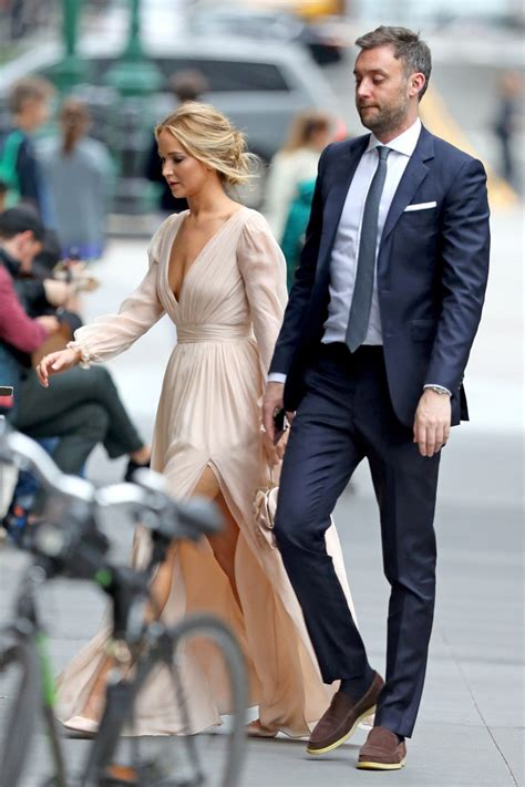 Inside Jennifer Lawrence's Engagement Party With Fiance