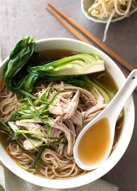 Chinese Noodle Soup | RecipeTin Eats