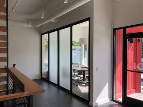 Floor to Ceiling Sliding Room Divider Project | Space Plus