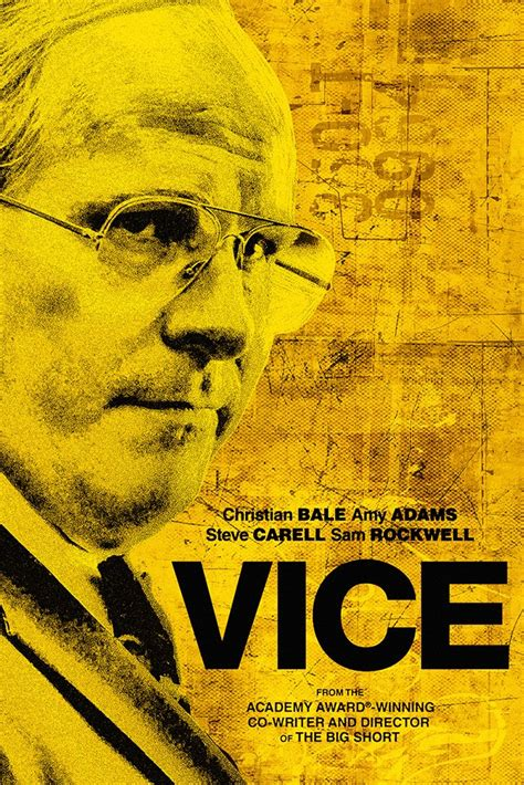 Vice Movie Poster – My Hot Posters