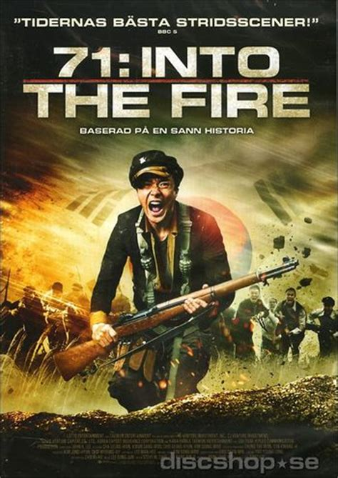 71: Into the fire - DVD - Discshop