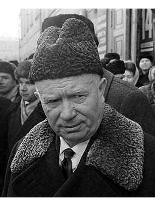 Nikita Khrushchev: 1957 - Person of the Year: A Photo