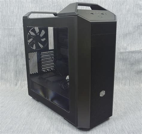 The Cooler Master MasterCase 5 Review