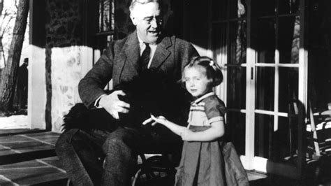 VIDEO: Rare Clip Shows Roosevelt's Use Of Wheelchair : The