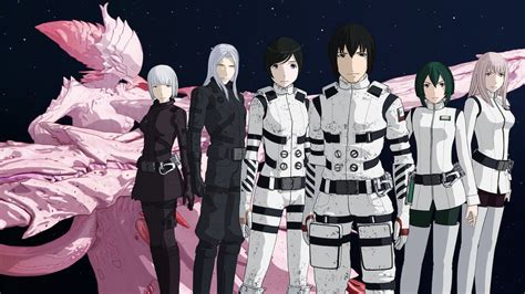 Knights of Sidonia | Officielt Netflix-websted
