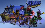 Cooper Gang | Sly Cooper Wiki | FANDOM powered by Wikia