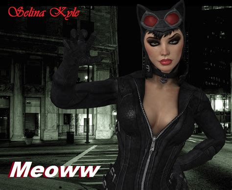Selina Kyle, Catwoman by dnxpunk on DeviantArt