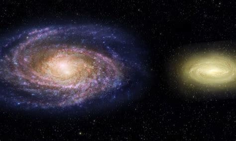 Scientists find massive disk-shaped dead galaxy - Canada