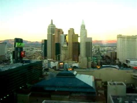 MGM Grand -- Room with a View - YouTube
