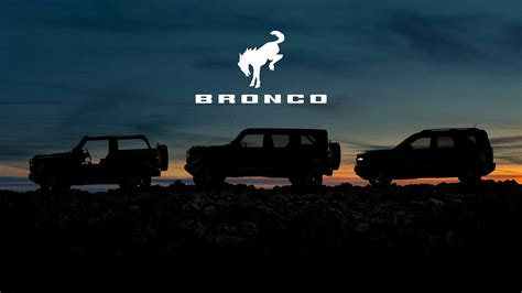 2021 Ford Bronco Reveal: See The Livestream Today